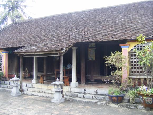 Nét độc đáo làng cổ Đông Sơn  ảnh 14