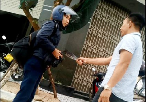 Điều tra, làm rõ việc PV Dương Dũ Tuấn bị côn đồ cầm dao dọa giết tại Bình Định ảnh 1