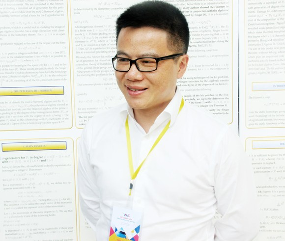 GS Ngô Bảo Châu: Toán học là 'người lao động' cho thời đại 4.0 ảnh 1