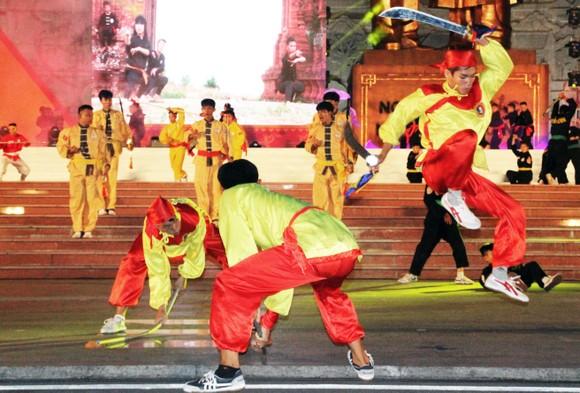 Khai mạc Liên hoan quốc tế Võ cổ truyền Việt Nam lần thứ VII – 2019 ảnh 10