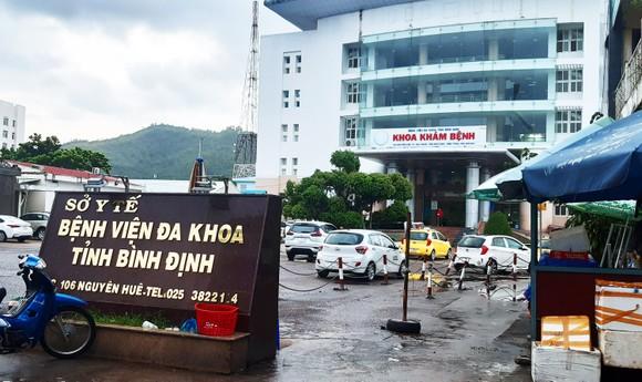 Sai phạm trong quản lý, sử dụng xe cứu thương tại Bệnh viện Đa khoa tỉnh Bình Định ảnh 1