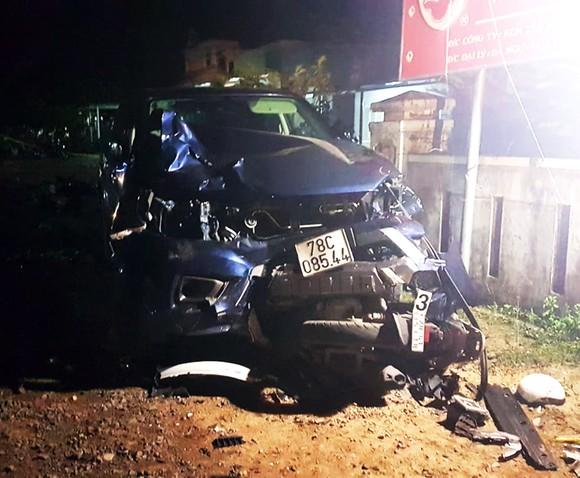 Vụ tai nạn làm 4 người chết ở Phú Yên: Tài xế ô tô bán tải có sử dụng bia, vi phạm tốc độ ảnh 1