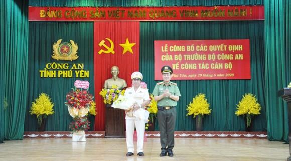 Đại tá Phan Thanh Tám làm Giám đốc Công an tỉnh Phú Yên ảnh 1