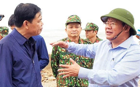 Phân công lãnh đạo điều hành công việc thay ông Trần Ngọc Căng ảnh 1