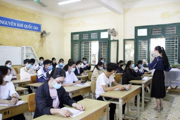 Miền Trung trước giờ G kỳ thi THPT mang tính lịch sử ảnh 16