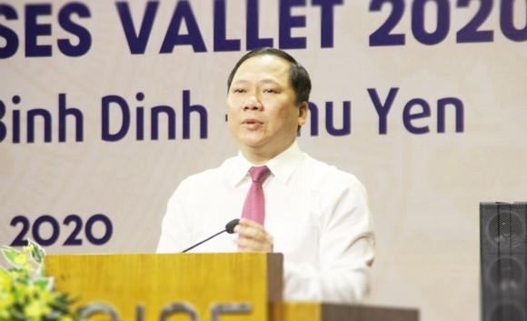 Trao học bổng Vallet cho học sinh, sinh viên Bình Định, Phú Yên và Gia Lai ảnh 4
