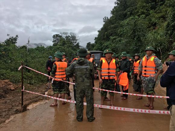 Đã tìm thấy thi thể 14 người tại khu vực sạt lở đất ở Đoàn Kinh tế quốc phòng 337 ảnh 24