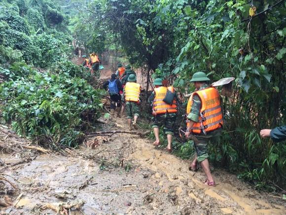 Đã tìm thấy thi thể 14 người tại khu vực sạt lở đất ở Đoàn Kinh tế quốc phòng 337 ảnh 18
