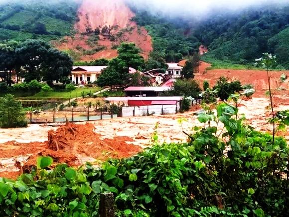 Đã tìm thấy thi thể 14 người tại khu vực sạt lở đất ở Đoàn Kinh tế quốc phòng 337 ảnh 6