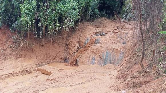 Đã tìm thấy thi thể 14 người tại khu vực sạt lở đất ở Đoàn Kinh tế quốc phòng 337 ảnh 16