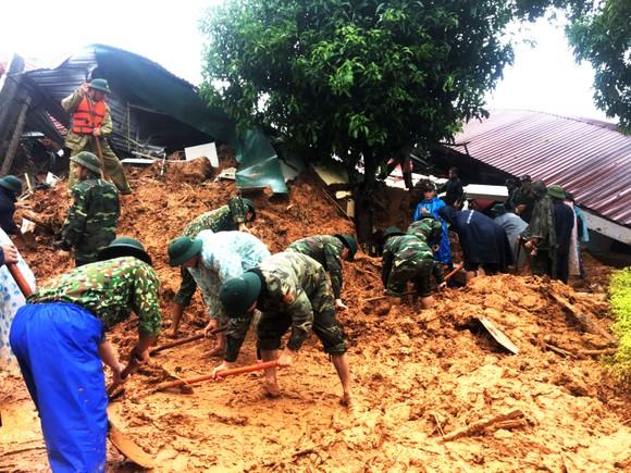 Đã tìm thấy thi thể 14 người tại khu vực sạt lở đất ở Đoàn Kinh tế quốc phòng 337 ảnh 8