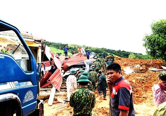 Đã tìm thấy thi thể 14 người tại khu vực sạt lở đất ở Đoàn Kinh tế quốc phòng 337 ảnh 10