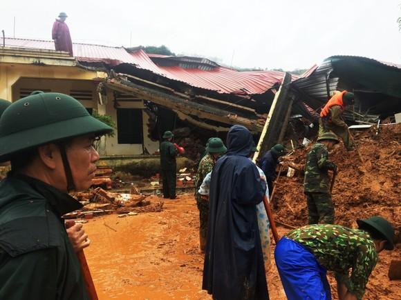 Đã tìm thấy thi thể 14 người tại khu vực sạt lở đất ở Đoàn Kinh tế quốc phòng 337 ảnh 12
