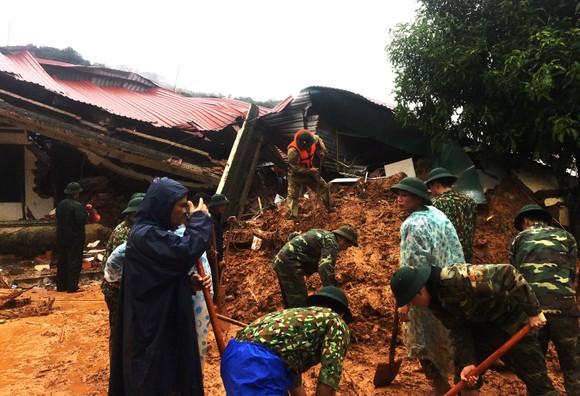 Đã tìm thấy thi thể 14 người tại khu vực sạt lở đất ở Đoàn Kinh tế quốc phòng 337 ảnh 13
