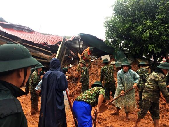 Đã tìm thấy thi thể 14 người tại khu vực sạt lở đất ở Đoàn Kinh tế quốc phòng 337 ảnh 14
