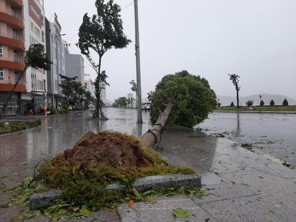 Mưa lớn, gió gào rú dữ dội tại các tỉnh miền Trung ảnh 13
