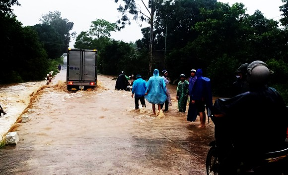 Những thiệt hại ban đầu của cơn bão số 12 ảnh 24