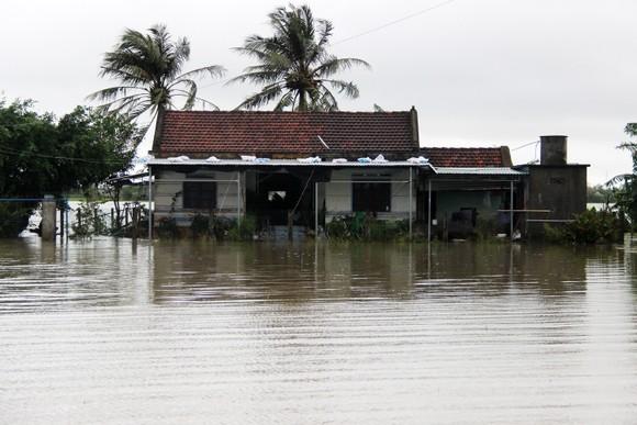 Bão đi qua, hàng ngàn nhà dân ngập sâu trong biển nước  ảnh 2