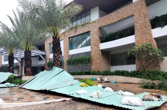 Những thiệt hại ban đầu của cơn bão số 12 ảnh 14