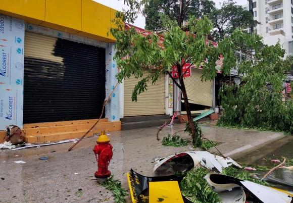 Những thiệt hại ban đầu của cơn bão số 12 ảnh 5
