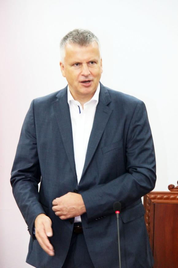 Doanh nghiệp Đức đầu tư nhà máy 100 triệu USD vào Bình Định ảnh 3
