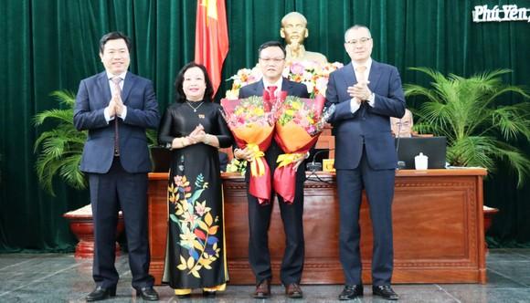 Ông Đào Mỹ được bầu giữ chức Phó Chủ tịch UBND tỉnh Phú Yên ảnh 2