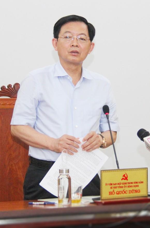 Bình Định: Hàng ngàn ngư dân trở về nghỉ trăng kịp ngày bầu cử ảnh 3