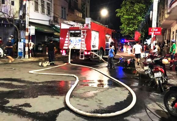 Cháy bar Sands Bay Club ở Phú Yên ảnh 5