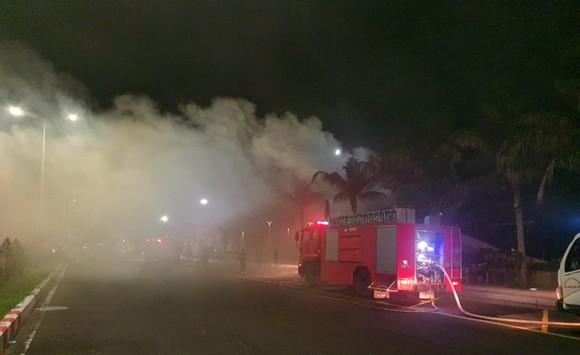 Cháy bar Sands Bay Club ở Phú Yên ảnh 2