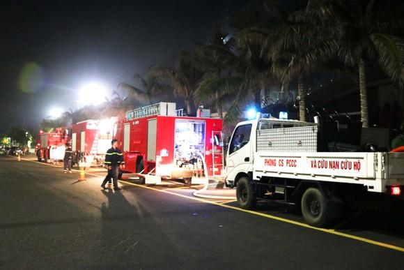 Cháy bar Sands Bay Club ở Phú Yên ảnh 4