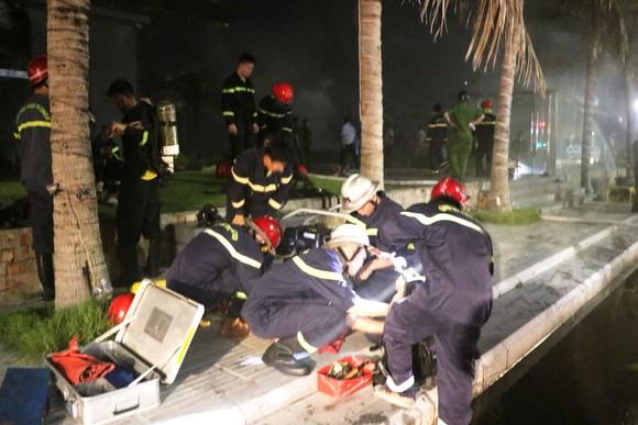 Cháy bar Sands Bay Club ở Phú Yên ảnh 3