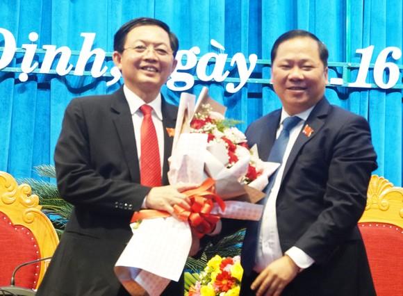 Ông Hồ Quốc Dũng tái đắc cử Chủ tịch HĐND tỉnh Bình Định ảnh 1