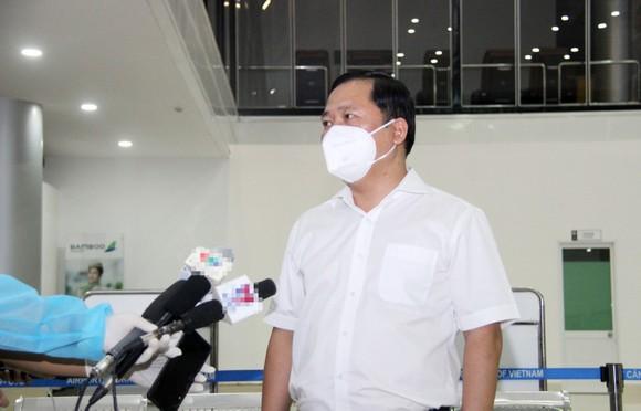 Chuyến bay đầu tiên đưa 197 công dân Bình Định từ TPHCM về quê ảnh 3