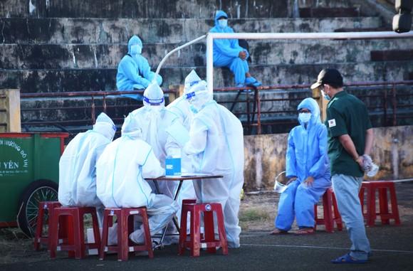 Phú Yên duy trì đón người dân ở TPHCM về quê ảnh 2
