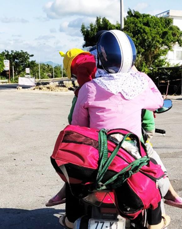 Bình Định duy trì 2 chốt hỗ trợ người dân về quê ảnh 3