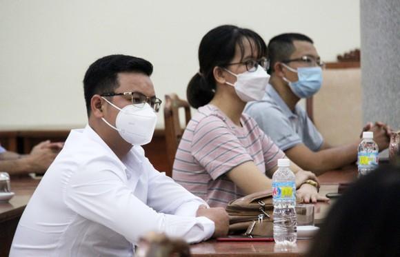 Bình Định tiếp tục tăng cường y bác sĩ vào TPHCM tham gia chống dịch ảnh 5