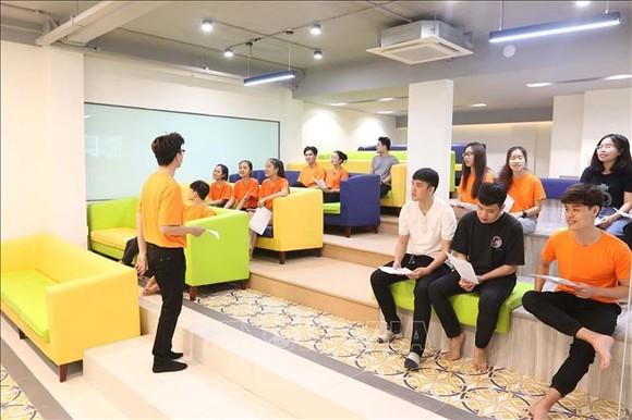 """NVH Thanh Niên TPHCM khánh thành """"Không gian trẻ - Youth space"""" ảnh 1"""
