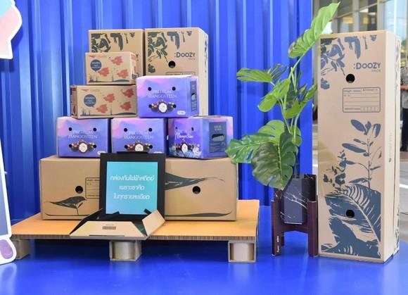 Ngành Bao bì của SCG tăng danh mục sản phẩm thân thiện với môi trường