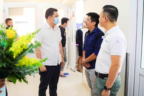 Quỹ Hi S từ Hisense Việt Nam hỗ trợ Hùng Dũng 50 triệu đồng ảnh 2