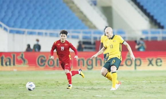 Việt Nam - Australia 0-1: Thất bại đầy tiếc nuối của các chàng trai Việt Nam ảnh 1