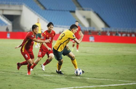 Việt Nam - Australia 0-1: Thất bại đầy tiếc nuối của các chàng trai Việt Nam ảnh 6