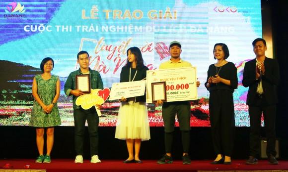 """Hơn 155 triệu đồng trao thưởng cuộc thi """"Tuyệt vời Đà Nẵng ơi"""" ảnh 1"""