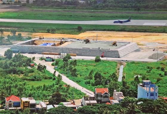 Xử lý thành công hơn 90.000 m³ bùn đất nhiễm dioxin tại sân bay Đà Nẵng ảnh 1