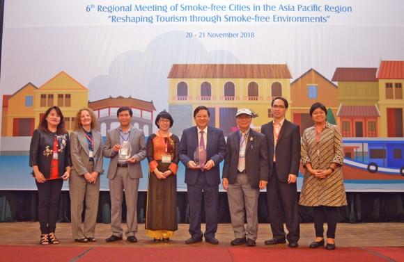Xây dựng thành phố không khói thuốc lá ảnh 2