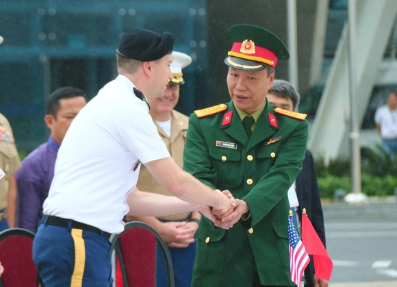 Việt Nam bàn giao ba bộ hài cốt quân nhân Mỹ  ảnh 2