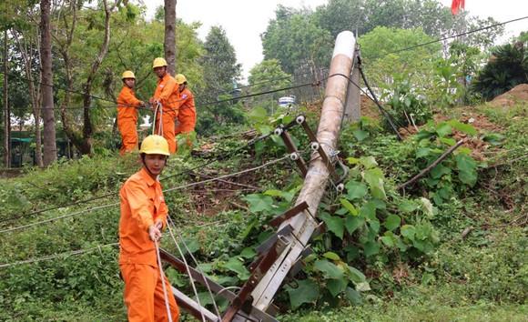 Khắc phục sự cố đường dây cấp điện cho hơn 4000 hộ dân vùng cao Quảng Nam ảnh 1
