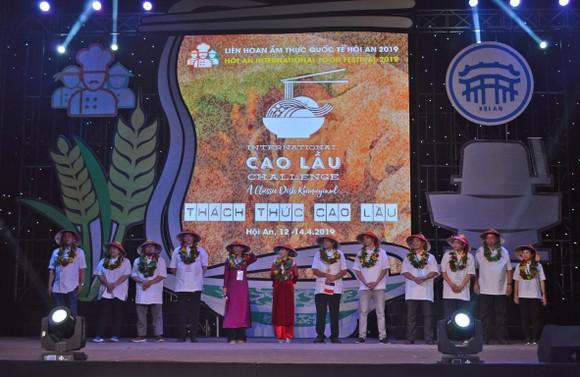 Khai mạc Liên hoan ẩm thực quốc tế Hội An ảnh 1