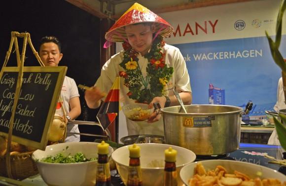 Khai mạc Liên hoan ẩm thực quốc tế Hội An ảnh 5