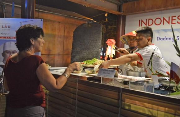 Khai mạc Liên hoan ẩm thực quốc tế Hội An ảnh 6