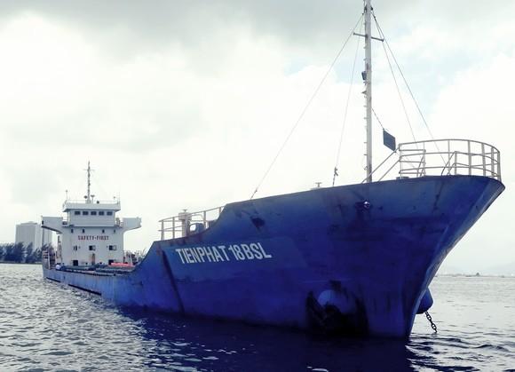 Tìm chủ sở hữu của 3.000 tấn quặng titan trên tàu Tiến Phát 18  ảnh 1
